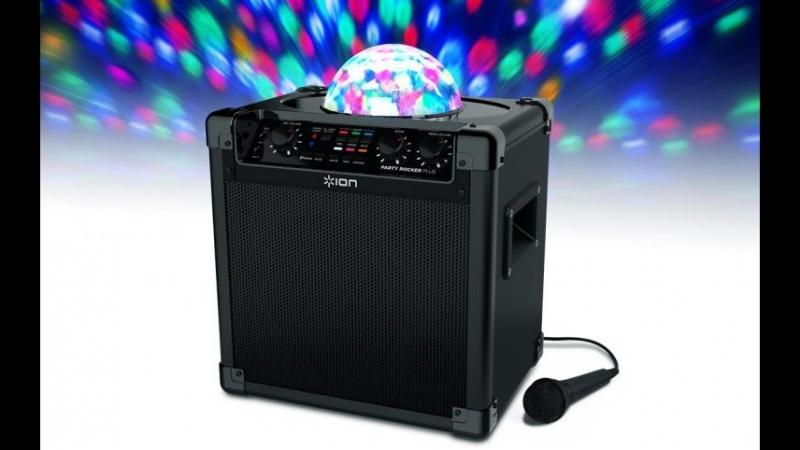 Ion party rocker max