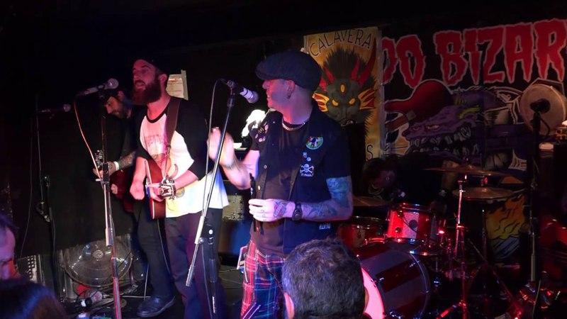 THE RUMJACKS - Live au Mondo Bizarro (full set)