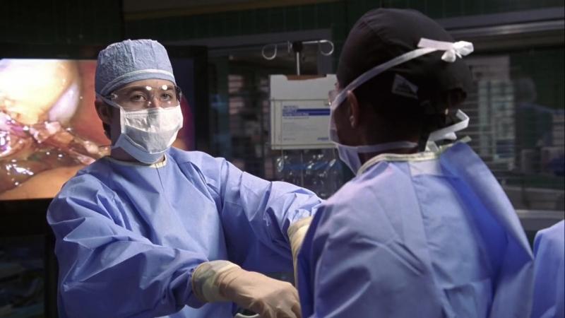 Скорая помощь ER 14 сезон 9 серия Недостижимая Скай Skye's The Limit