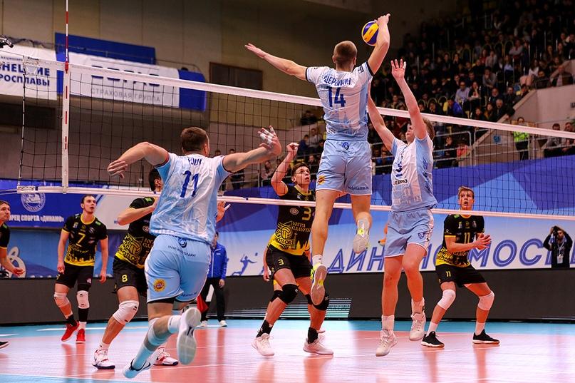 Московское «Динамо» завоевало уверенную победу в домашнем матче Суперлиги