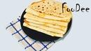 Лаваш ТОНЬШЕ тонкого в духовке Как сделать лаваш для шаурмы дома ◊ Lavash flatbread recipe English