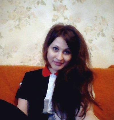 Юлия Отева, 7 февраля 1994, Красноярск, id225603611