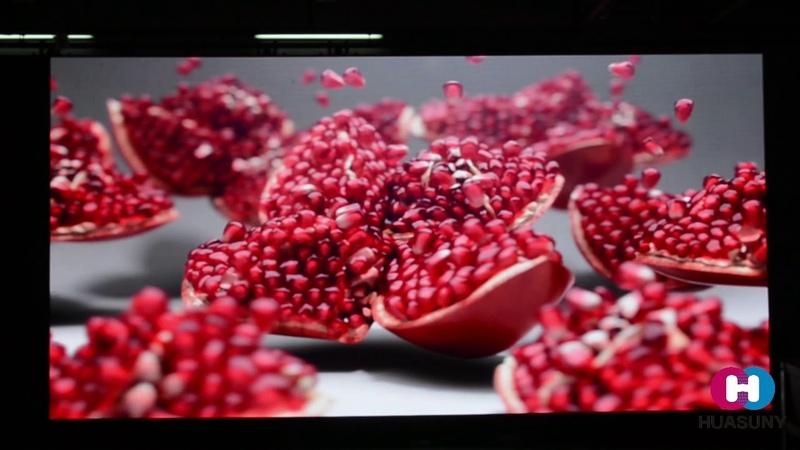 Huasuny 2019 Best Flexible LED Screen LEgenD Series Light Weight LED Panels