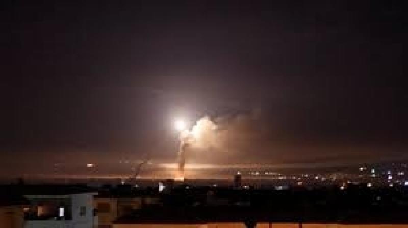 Συριακή Αεράμυνα αναχαιτίζει τους άχρηστους πυραύλους του σιωνιστικού εκτρώματος Ισραήλ