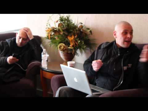 PART 1 - Mesh, IRIS DeVision Legends of Synthpop Tour USA 2011