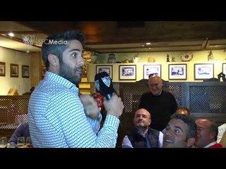 Discurso Roberto Leal cena SFC. 21/04/18. Sevilla FC