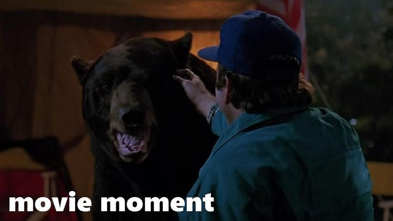Трудный ребенок (1990) - Джуниор привел медведя (5/10) | movie moment