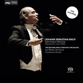 Johann Sebastian Bach альбом Matthäus Passion
