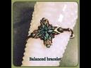 Balanced Ava Beaded Bracelet