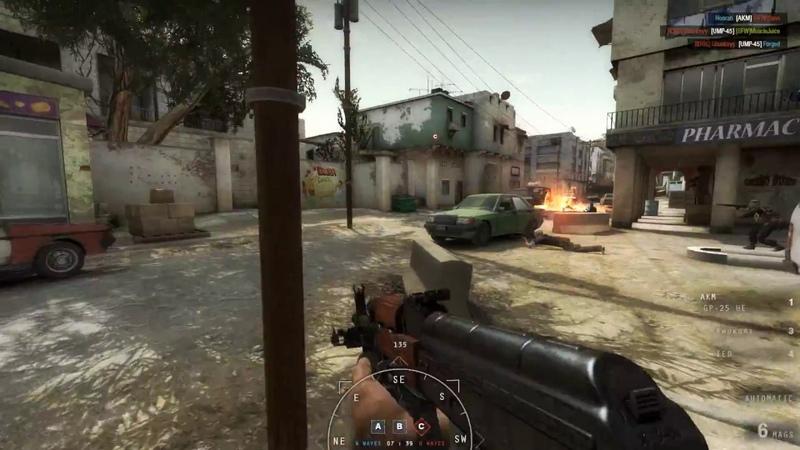 Insurgency Gameplay : Hard Fought Market Push