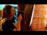 Экскурсия по фотостудии для студентов специальности