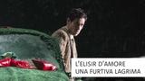 L'Elisir d'amore - Una furtiva lagrima par Ismael Jordi