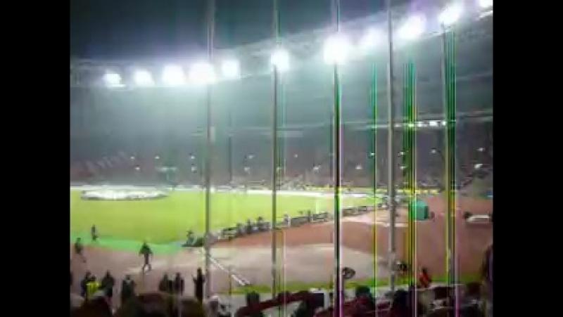 Спартак 0:2 Челси