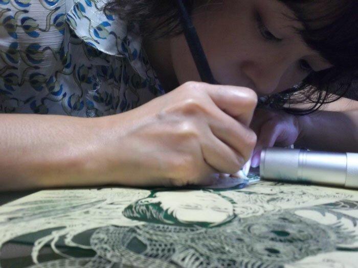 6TwM hmMKiY - Тонкое искусство Масайо Фукуды