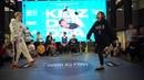 Карина vs Zheka Come On 3 4 место Hip Hop Beginners KIDZA DZA DZA BATTLE KIDZDZADZA