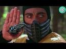 Смертельная битва Mortal Kombat Джонни Кейдж VS Скорпиона