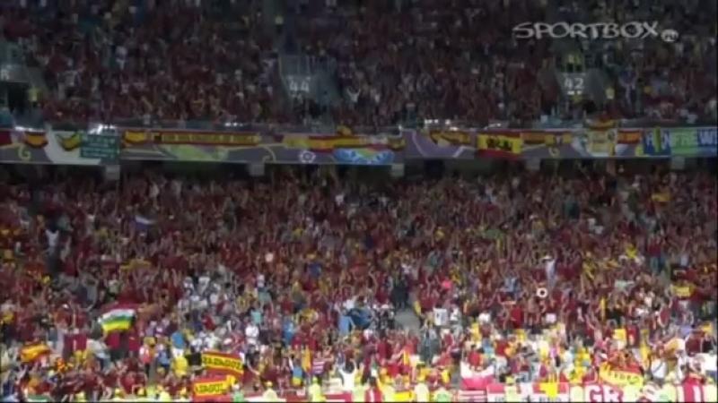Фінал ЄВРО-2012 | Іспанія 4-0 Італія