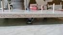 Поворотный столик для покраски дешево и сердито. Финиш ПУ эмаль КП Anest Ivata LPH 400.