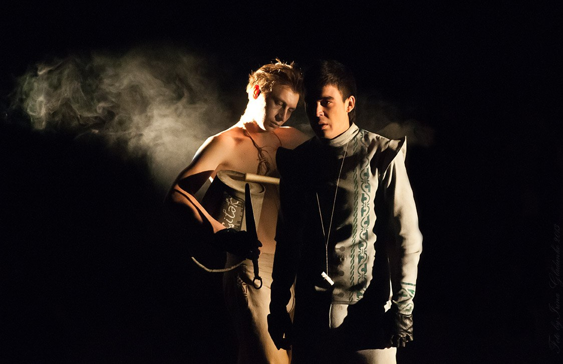 Ромео и Джульетта. Альметьевский театр.