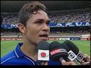 Alex Alves se despede do Cruzeiro, chora e agradece a torcida