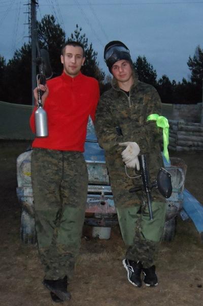 Евгений Паренко, 2 июля , Брянск, id30051898