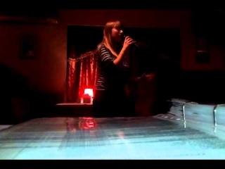 Катериша Клевец - Под испанским небом (караоке)