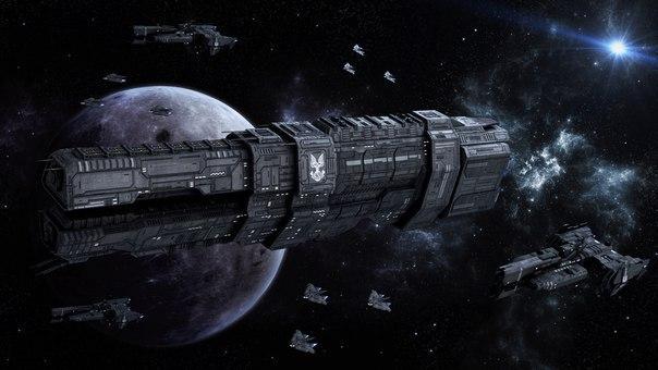Подборка захватывающей фантастики про космос.