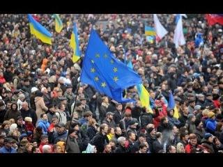 Украина за ЕС майдан драка с милицией