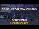 Cloudrest Hard Mode, Gryphon Heart - Group Healer (Sempiternal Way PCNA) ESO Wrathstone
