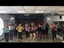 Azukita Zumba fitness Надежда Смагулова