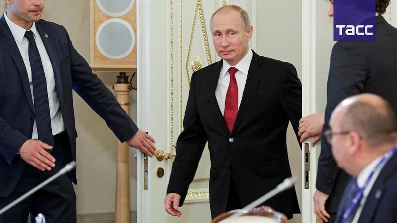 Путин причины русофобии на Западе связаны с тем, что утверждается многополярный мир
