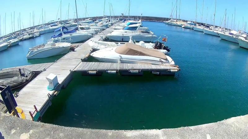 Puerto Calero Lanzarote HD