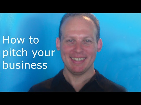How to pitch your business ideas to investors or when selling tutorial with a template and examples