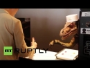 Japan_ See robo-dinosaurs serve guests at first ever robot hotel