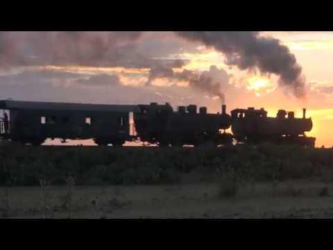 Steam of Eritrean Railway(Eritrea)(Nov.,2018) 9 エリトリア国鉄の蒸気機関車(アフリカ・エリトリア)ʌ