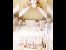 Комплект в кроватку Грей