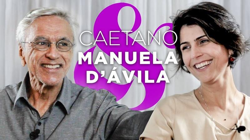 Caetano Veloso entrevista: Manuela D'ávila