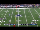 New York Giants @ Dallas Cowboys - Game in 40_720p
