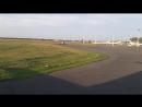 ИЖ 701 Нижневартовск-Ижевск, Як-42Д Ra-42368, А/К Ижавиа. Посадка в Ижевске