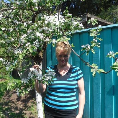 Людмила Васильева-Меньшикова, 2 мая 1989, Москва, id214687171