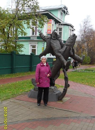 Мария Зябрикова (Гладких)