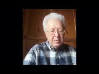 Правда о короновирусе словами академика