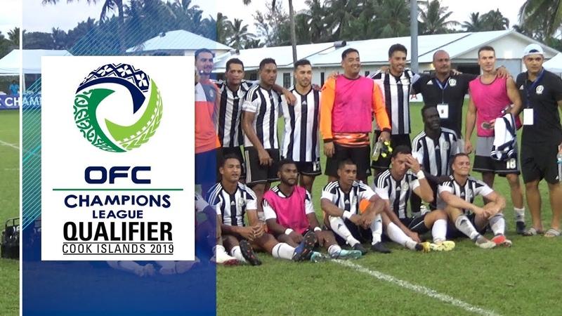 2019 OFC CHAMPIONS LEAGUE QUALIFIER | HIGHLIGHTS | Tupapa . Maraerenga v Pago youth