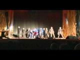 Спасение - современная хореография, одноактный балет