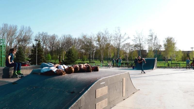 Петровка All Stars ролики скейт парк экстрим Петровка Петровский район Донецк ДНР