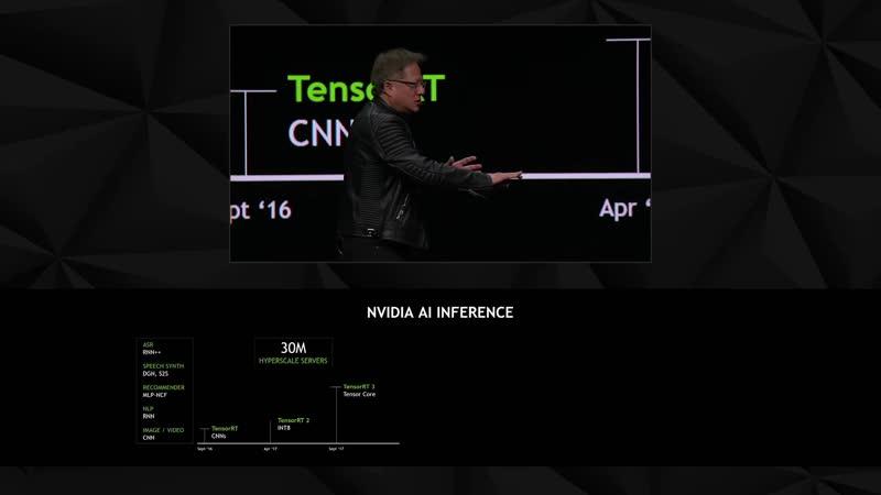 GTC 2018 Keynote with NVIDIA CEO Jensen Huang