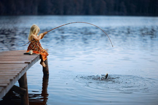 рыбалка в это время
