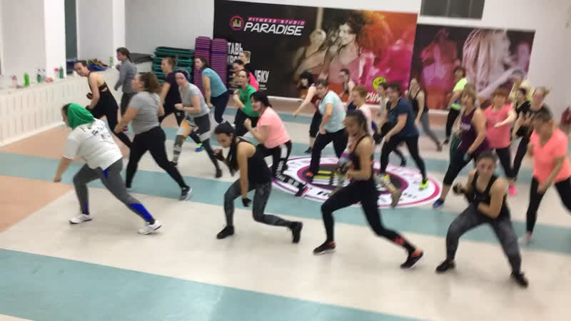 STRONG by Zumba Надежда Смагулова