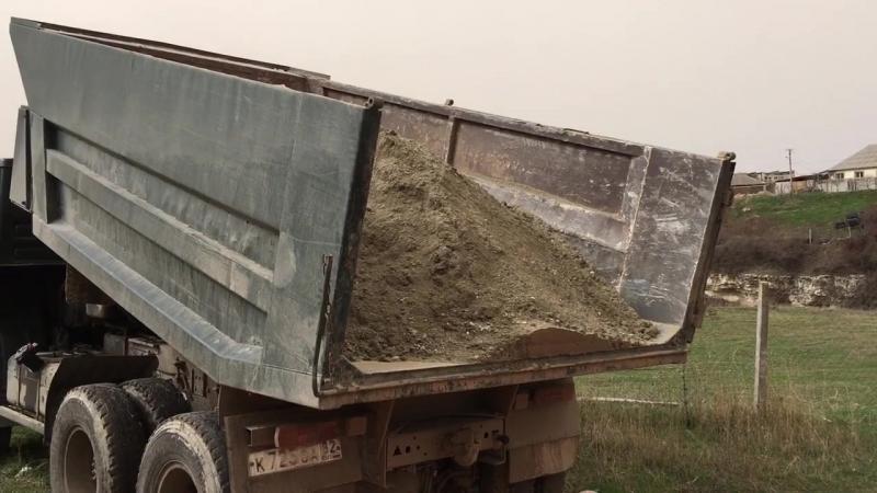 79781112937 Выгрузка Морского песка в Бахчисарае от 850 рублей с доставкой
