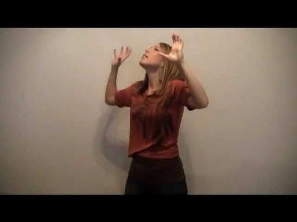 Stronger Mandisa (ASL)